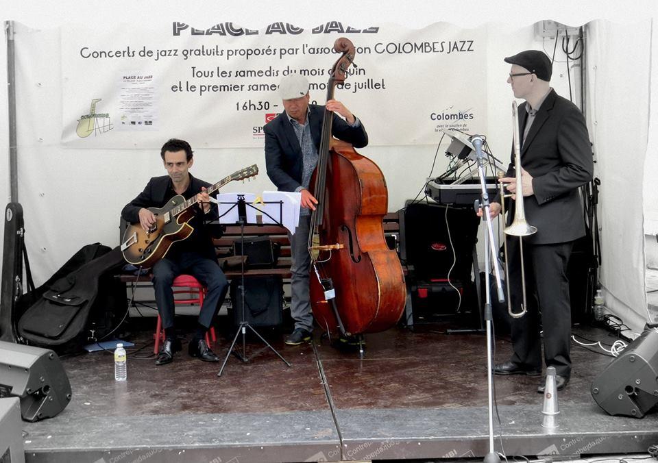 Gilles Repond Trio