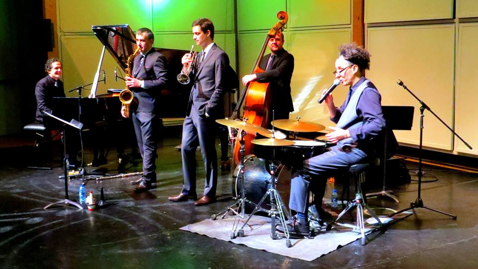 Mourad Benhammou and The Jazzworkers